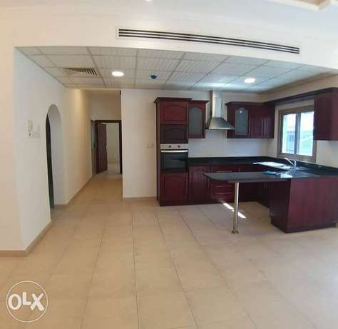 Get your 2Bedroom apartment in a (Compound) near Saar Mall.