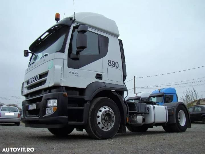 Iveco STRALIS 450 ADR - 2008