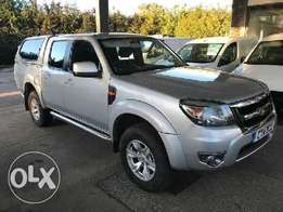 2011 Ford Ranger 2.5L TDCi THUNDER Double-Cab Pick-Up 4WD.