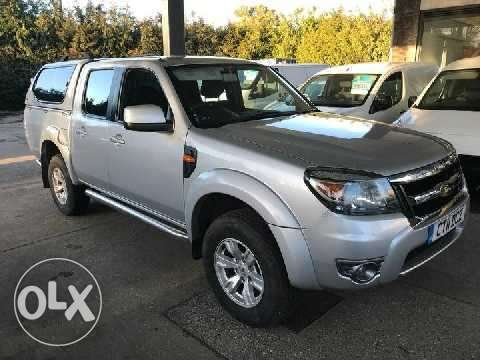 2011 Ford Ranger 2.5L TDCi THUNDER Double-Cab Pick-Up 4WD. Mombasa Island - image 1