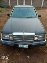 Benz 230E automatic with working a/c perfect condition