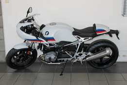 BMW R9T Racer is here !!!