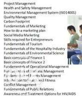 Basic Concepts of Finance 1 & 2