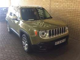 2017 Jeep Renegade 1.6 MJET LTD for sale in Gauteng