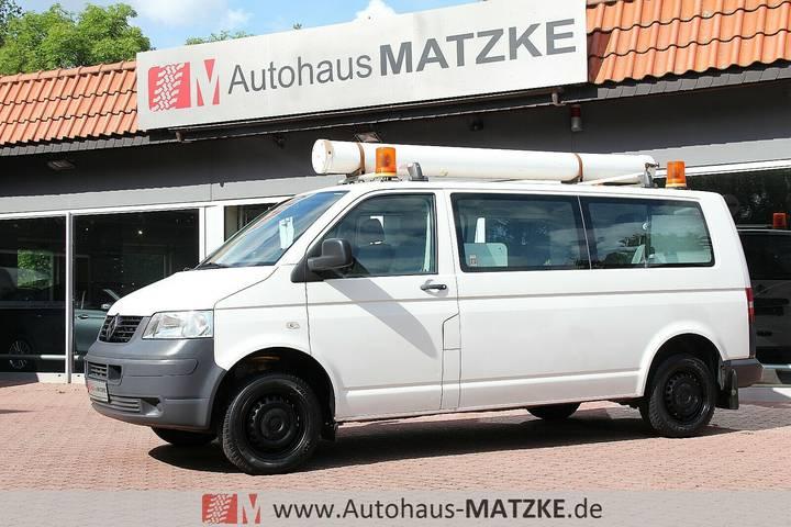 Volkswagen T5 2.5TDI 4Motion 4-Sitzer Ausbau Klima PDC AHK - 2008