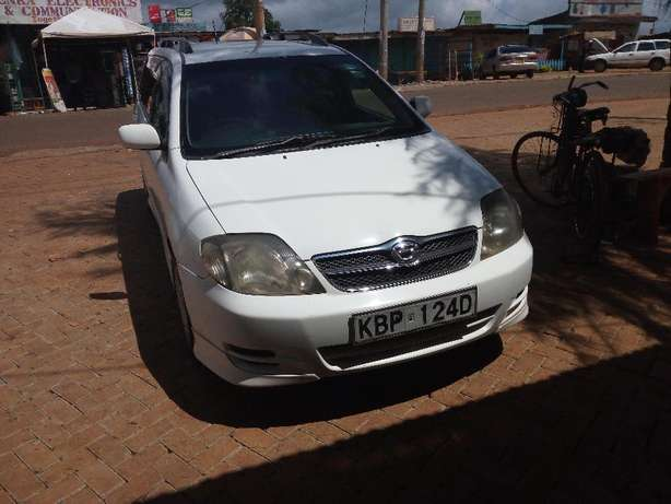 Very Clean 2004 Toyota Fielder For sale Naromoru - image 4