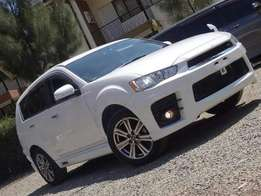 Mitsubishi Outlander. Roadest Package. Fully Kitted. 2010