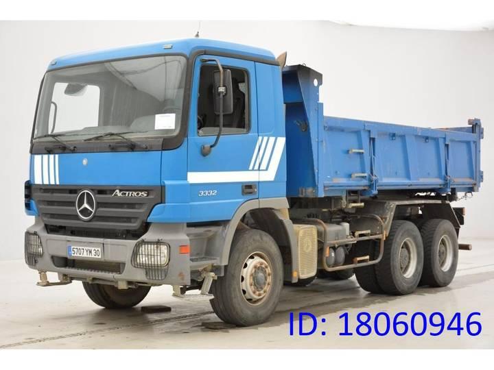 Mercedes-Benz Actros 3332KN - 6x4 - 2004
