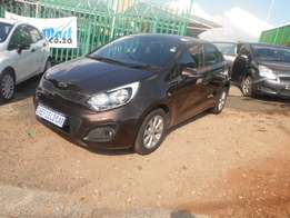 Immaculate condition 2012 Kia Rio 1.4 Hatchback for sale