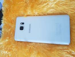 Samsung galaxy note 5 white very clean no trade in