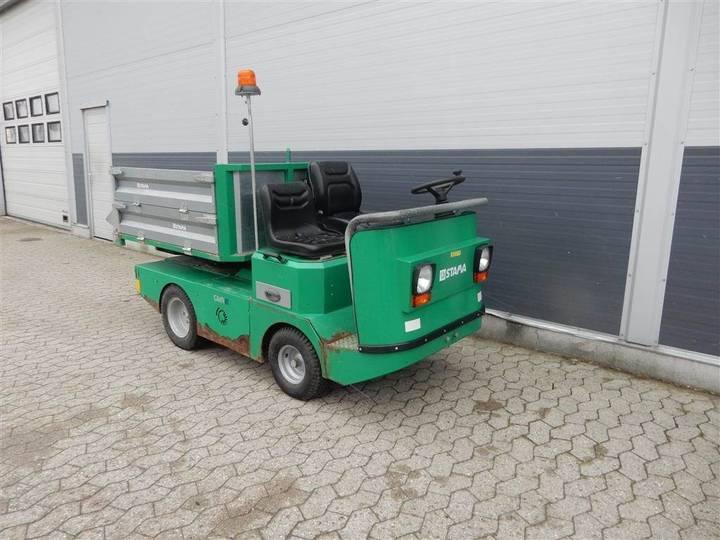 Stama Multi Truck El Hydr. Tip, Lygtepk. M. Forlys, Blin - 2009