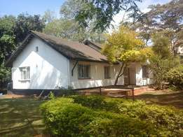 Well maintained 4 bedroom bungalow.