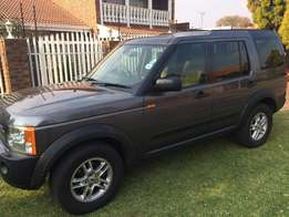 Land Rover Discovery 3 TDV6 HSE 2005