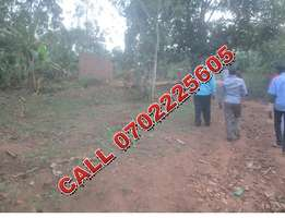 Classic acre for sale in Mukono-Mpoma at 25m