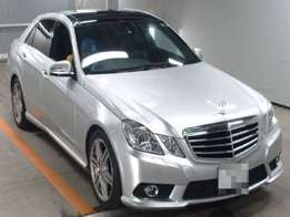 2010 Mercedes Benz E250 SUNROOF LEATHER