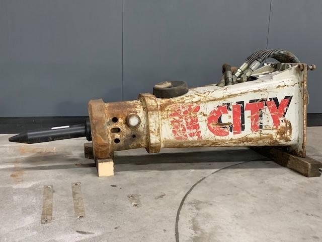 Rammer S 25n City | 400 Kg | 4 ~ 10 Ton | Sloophamer - 2011