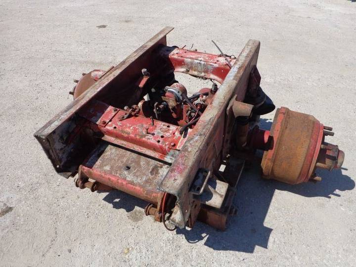 MAN SAF LIFT AXLE axle for  truck - 1991