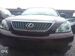 Clean tittle toks 2009 RX350 full option