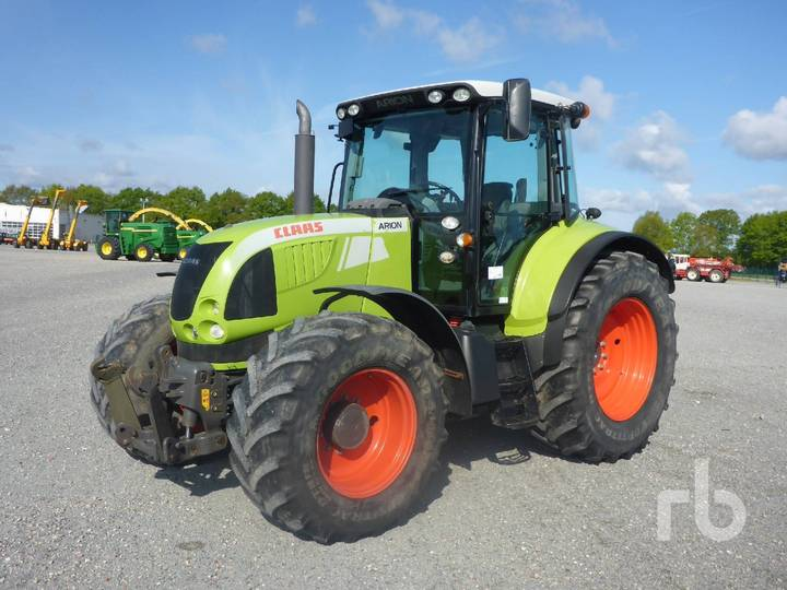 Claas ARION 640CIS - 2011