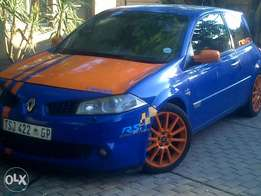 Renault Megane Sport F1 edition to swop