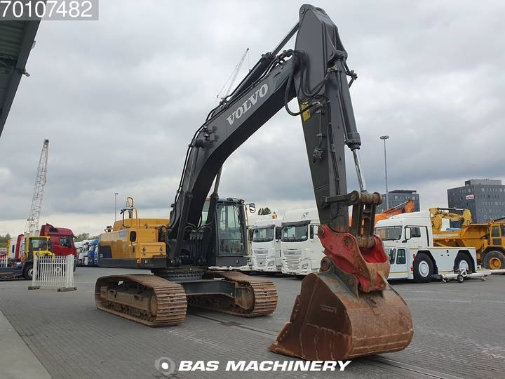 Volvo EC350DL Ready for work - nice and clean - 2016 - image 3