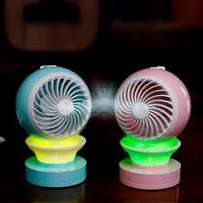 Portable Handheld Air conditioning fan
