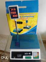 Brand New Electronic digital weighing scale
