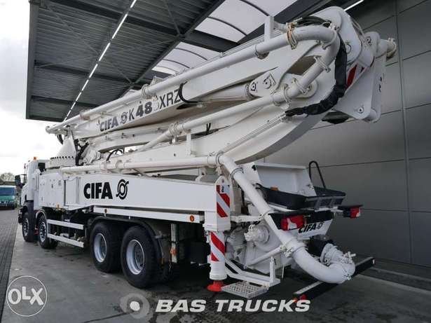 Scania P380 Cifa 48m. Boom - To be Imported Lekki - image 2