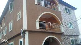 Brand new 3 Bedroom flat behind mayfair gardens, Ajah