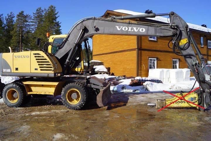 Volvo Ew160b - 2007 - image 3