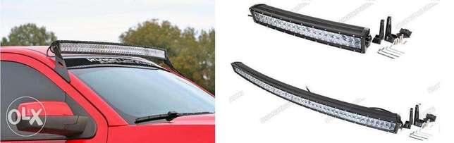 "Curved LED bar light: 21'' & 41"": For Toyota,nissan,subaru,jeep: 18000 Nairobi CBD - image 1"