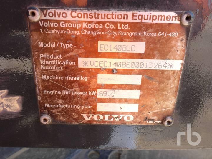 Volvo EC140BLC - image 5