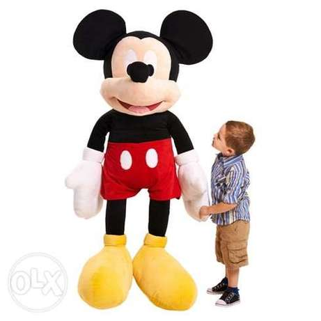 Disney Mickey Mouse Plush Toy 50 Inch (127 Cm)
