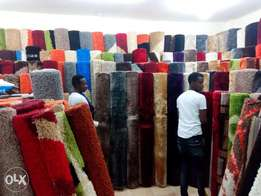All type of carpet.