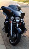 Harley Davidson for the long road