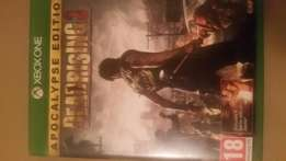 Dead Rising 3 XBOX One Game R250
