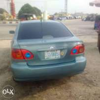 Very Clean Toyota Corolla 2005 for Sale at a Giveaway Price!