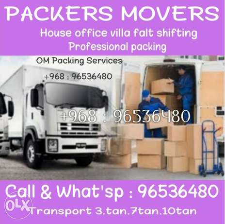 Professional Movers Servic