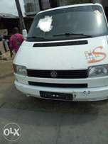 Tokunbo Volkswagen T4 Bus with Diesel Engine for Sale.