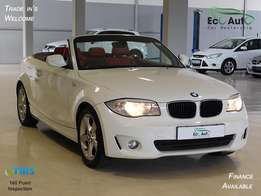 2012 BMW 120i Cabrolet A/T available at Eco Auto Mbombela