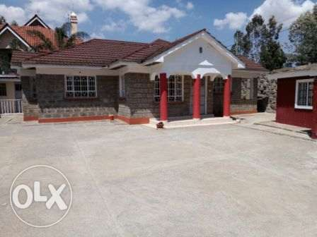 Lovely 3 Bedroom bungalow in Ngong Ngong - image 2