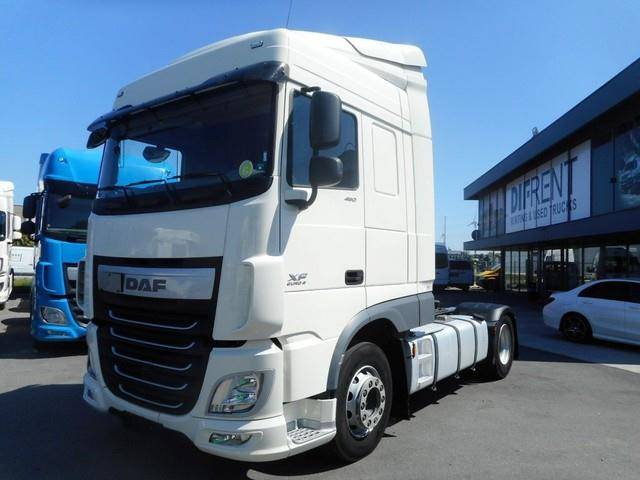DAF XF 460 FT SPACE CAB - 2015