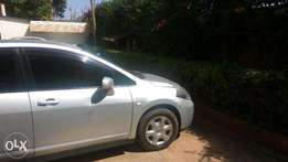 Nissan Tiida Latio 2009/7 on Mondo and Taxify with tracker 630k