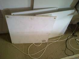 Wall panel heaters brand new