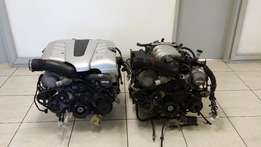 Lexus 3UZFE and 1UZFE VVT-i Engines