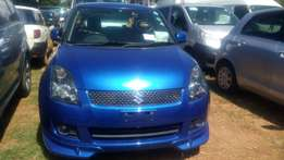 Suzuki swift new shape