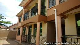 An outstanding 3 bedroom apartment in namugongo at 800k