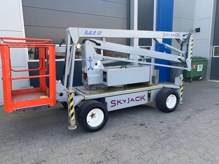 Skyjack SJ LB 12 Hoogwerker - 2000 - image 2
