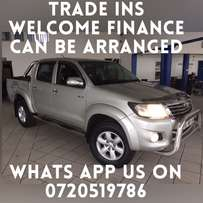2012 Toyota Hilux 4.0V6 A/T D/c Heritage Edition