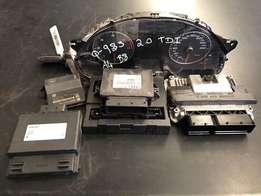 B8 Cluster for sale
